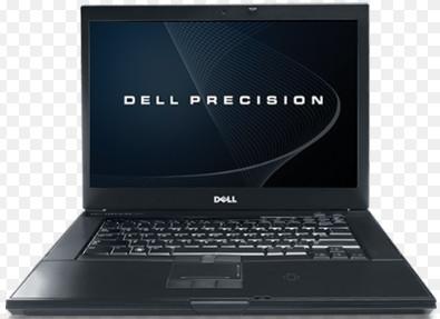 Dell Precision M4400 Core 2 Duo 2.53GHz Notebook