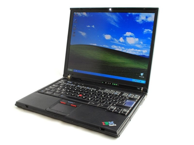 IBM ThinkPad T42 P4 1.7GHz Laptop | 2373-6YU