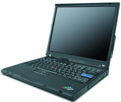 195128U | Lenovo ThinkPad T60 1.83GHz Laptop | 1951-28U