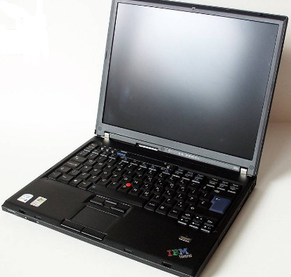 Lenovo ThinkPad T60 Core Duo 1.66GHz Laptop | 1951-A31