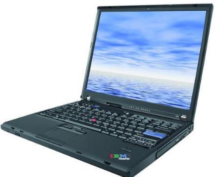 1951-43U   IBM ThinkPad T60 Core Duo 1.83GHz Laptop   195143U