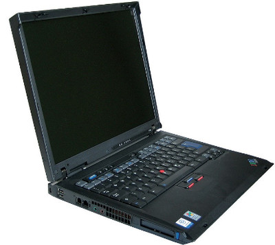 IBM ThinkPad R51 P4 1.6GHz Laptop | 1836-QNF