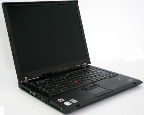Lenovo ThinkPad T60 Core Duo 1.83GHz Laptop | 1951-BS7