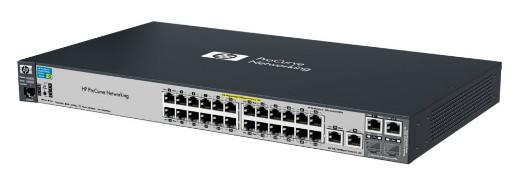J9138A | ProCurve 2520-24-PoE | HP Networking Switch