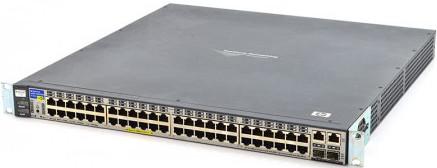 J8165A | HP 48 Port Switch 2650-PWR