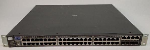 HP J4904A 48 PORT SWITCH 2848   J4904A#ABA   J4904-80099