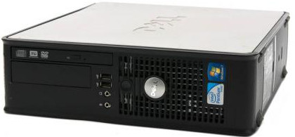 Dell Optiplex 380 Core 2 Duo - 4GB - 160GB PC