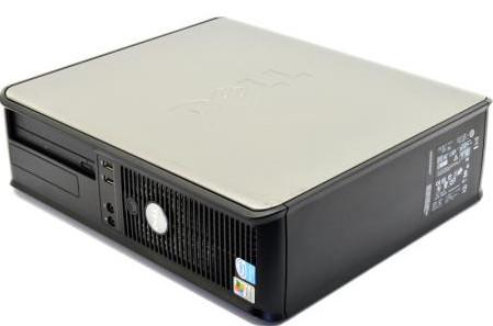 Dell Optiplex 745 Pentium 4 3.40GHz PC