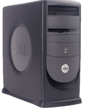Dell Dimension 4550 Pentium 4 2.66GHz PC