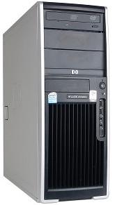 PZ001UA#ABA   HP xw4300 Workstation Pentium 4 3.4GHz