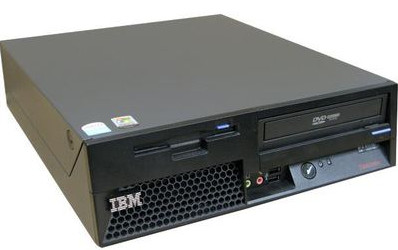 Lenovo ThinkCentre M52 8215 P4 3.2GHz PC   8215-W97