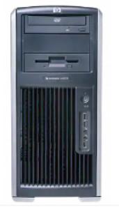 HP Workstation xw8200 Dual Xeon 3.6GHz | PZ020UA#ABA