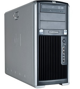 HP xw8400 Workstation Xeon 2.66GHz | 2UA6450DVP#ABA