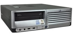 HP Compaq dc5100M | P4 3.2GHz | 1GB | 80GB | RD850UC#ABA