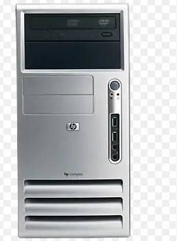 HP Compaq dc5100MT P4 3.20GHz PC | EN830U#ABA