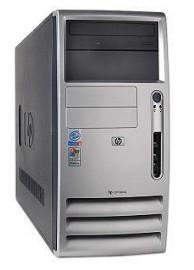 HP Compaq dc5000 P4 3.0GHz PC | PR782UC#ABA