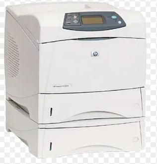 HP 4350DTN LaserJet Printer | A5409A