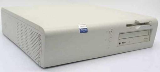 Optiplex GX1 400L Dell Pentium 2 400MHz PC