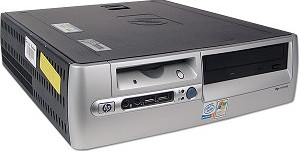 HP Compaq D530 P4 3.0GHz PC   DW784C#ABA