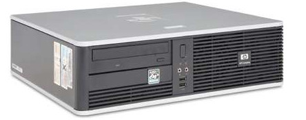 HP Compaq dc5750 Dual Core 3.8GHz PC   RK463AW#ABA