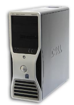 Dell Precision T3500 Core 2 Duo 3.0GHz Workstation