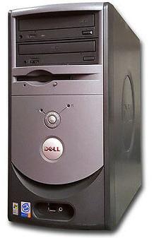 Dell Dimension 2400 Celeron 2.4GHz PC