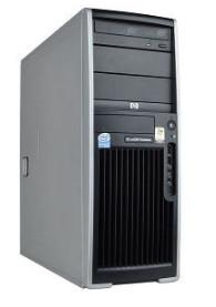 HP xw4200 Workstation P4 3.6GHz  | PZOOU#ABA
