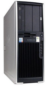 HP xw4200 Workstation PD752A - P4 3.6GHz  | PD752A#ABA