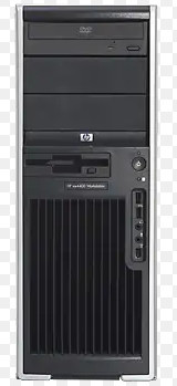 HP xw4400 Workstation Pentium 4 2.66GHz | RY765UP#ABA