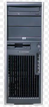 HP xw4300 Workstation P4 3.4GHz | EU719UC#ABA