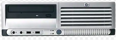 RS274US | DC7700 | HP C2D 1.87GHZ PC | RS274US#ABA