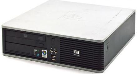 HP Compaq dc5850 Dual Core PC | AX457US#ABA | 509559-001