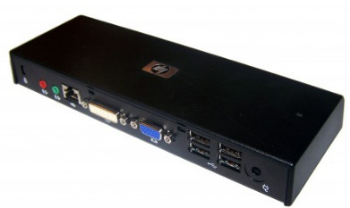 HP USB Docking Station | 497652-001