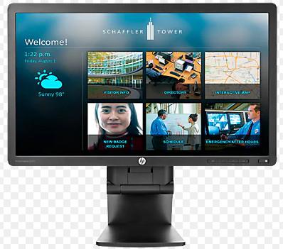 HP E221I 22 Inch Monitor   F9Z09A   755823-001