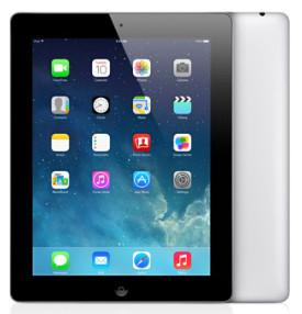 Apple iPad 4th Gen 16GB Black   MD910C/A   A1458