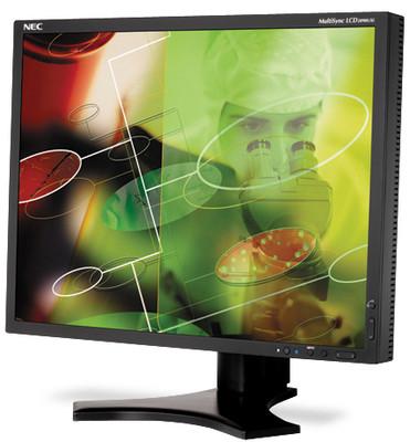 L205GR   LCD2090UXI-BK-1   LCD2090UXI   NEC 20 Inch Monitor