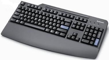 Lenovo USB Keyboard Black   54Y9413