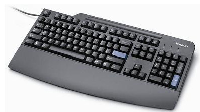 54Y9400 | Lenovo USB KeyBoard Black