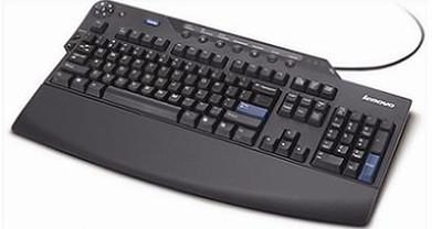 Lenovo USB Keyboard Black | 89P8800