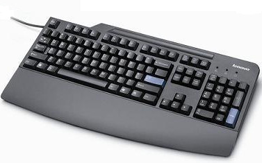 03X8591 | Lenovo USB KeyBoard Black