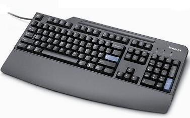 03X8591   Lenovo USB KeyBoard Black