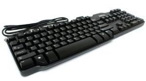 0RH659   Dell USB KeyBoard   RH659