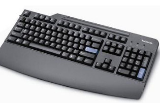 SD50H32650   Lenovo USB English KeyBoard00PC422