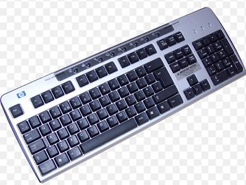 HP PS2 Keyboard | 265987