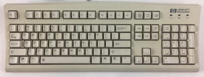 HP SK-2502 PS/2 Keyboard