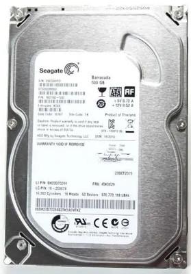 45K0629 | SH20D70244 | ST500DM002 | Lenovo 500GB SATA Desktop Hard Disk Drive