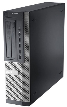 Dell OptiPlex 790 Core i5-2400 - 4GB - 250GB PC