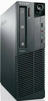 Lenovo ThinkCentre M81 DC 2.7GHz PC   5049-P51