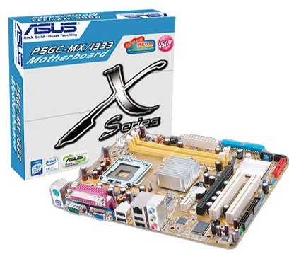 Asus System Board | PS5GC-MX/1333