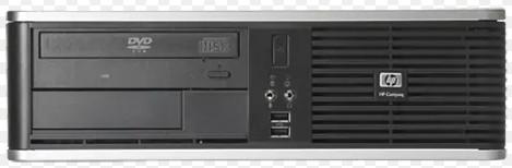 HP Compaq dc7900 Core 2 Duo 3.0GHz PC   AQ961US#ABA